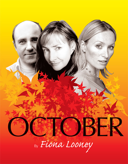 October by Fiona Looney, New Play from Feb at Olympia Dublin