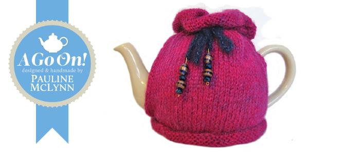 Pauline McLynn and Her Tea Cosys'